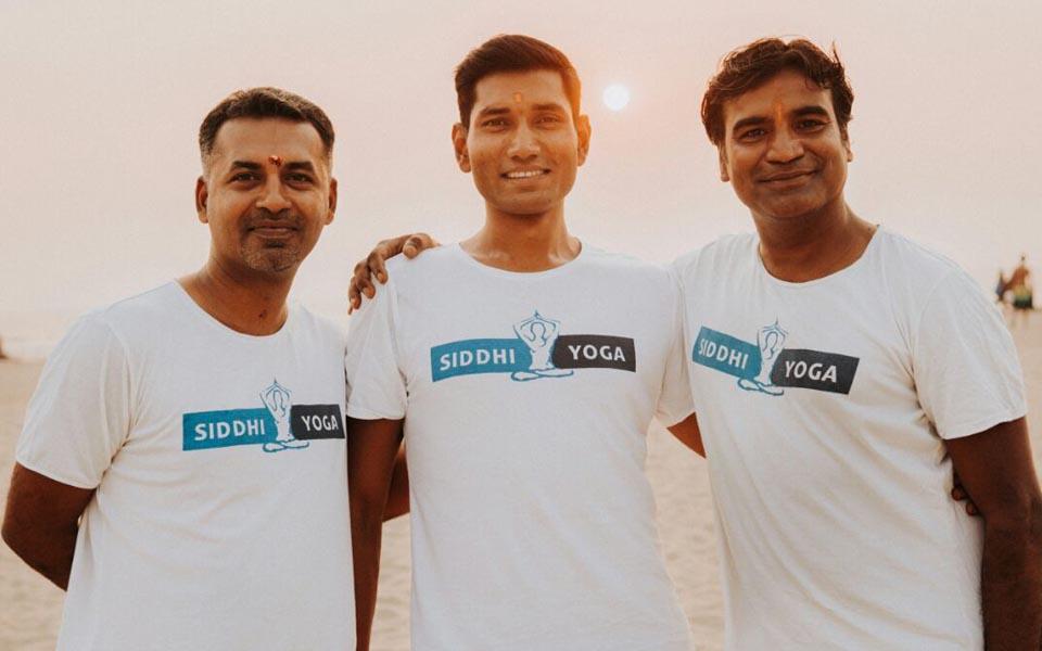 siddhi yoga teachers