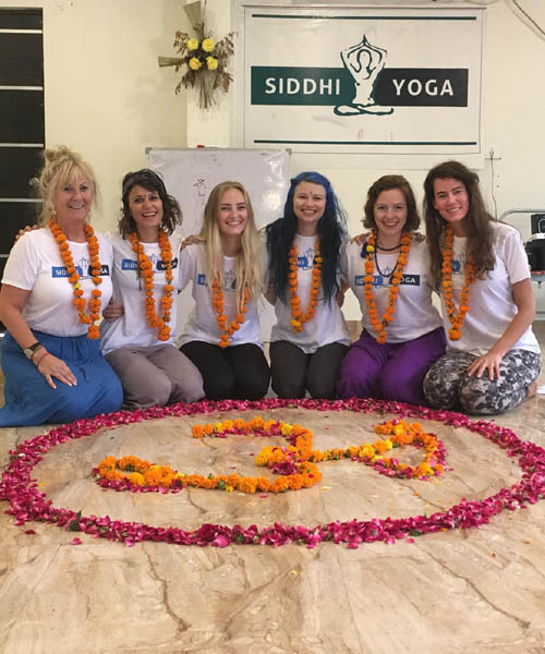 yoga in dharamsla india