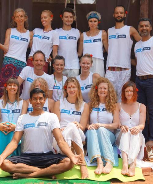 yoga in rishikesh india
