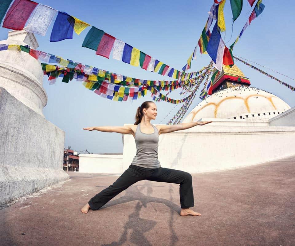 Yogalehrer Ausbildungszentrum Dharamkot