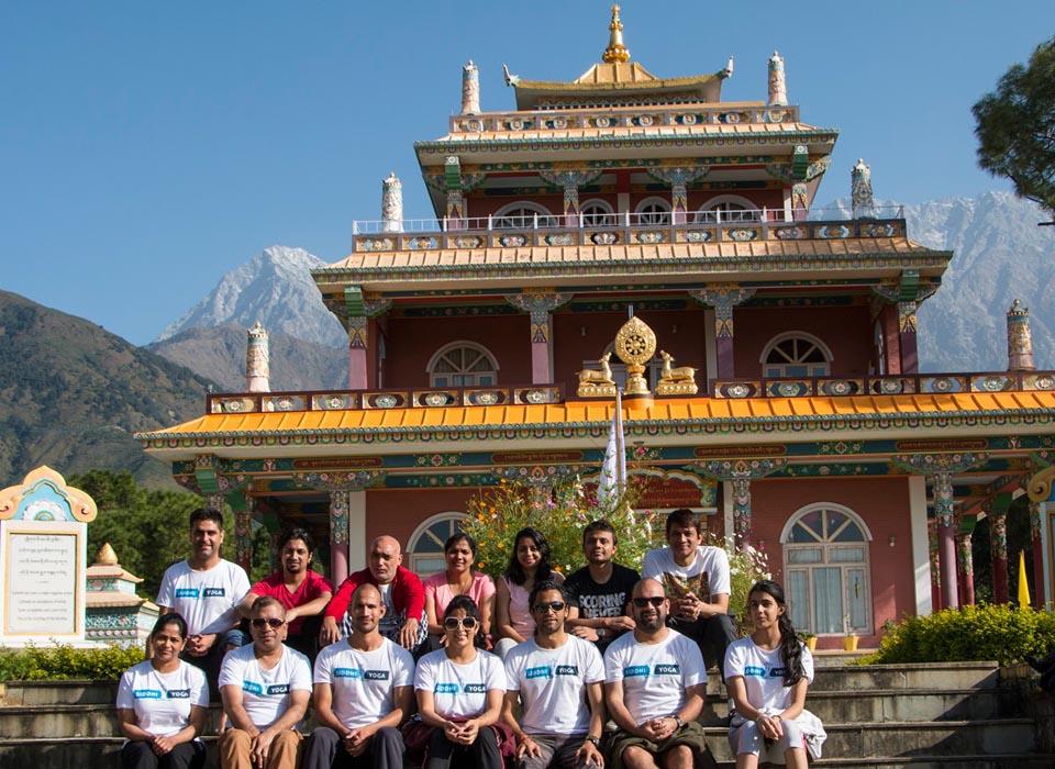 yoga teacher training courses dharamsala