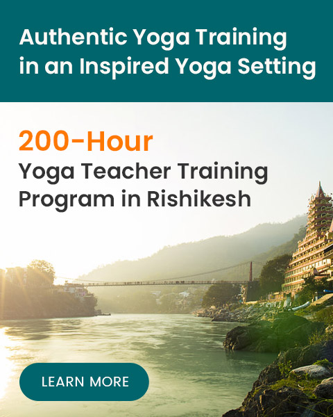 yoga program rishikesh