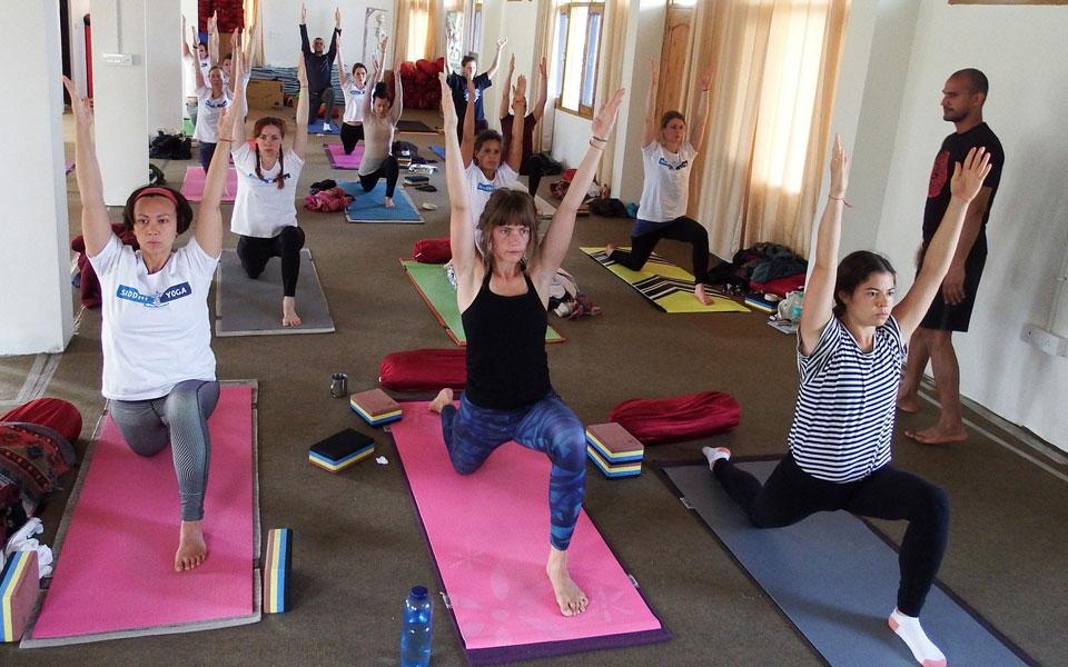 100 hour yoga teacher training
