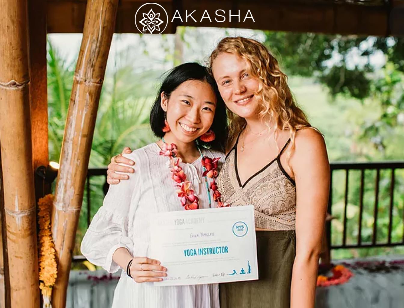 Akasha Yoga Academy Best Instructor School