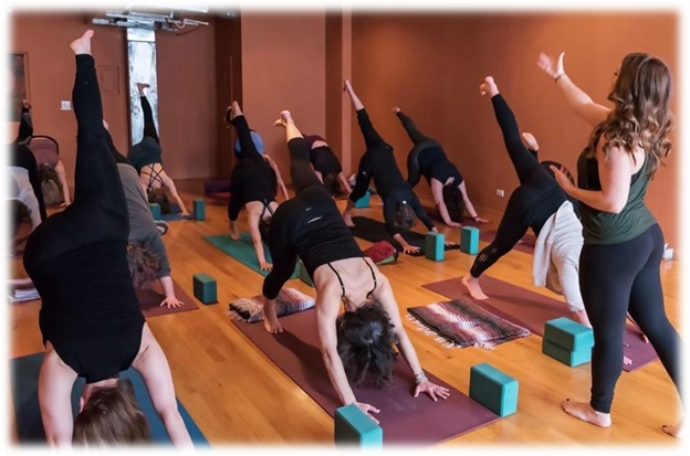 top yoga trainings in chicago