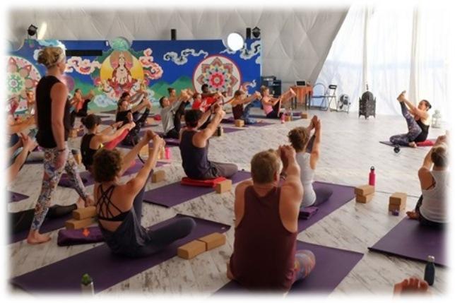the top yoga teacher trainings in spain
