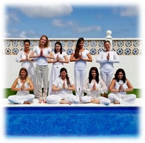 the best yoga training in spain
