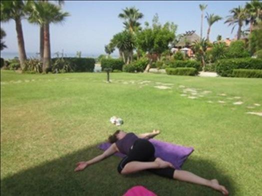 the top yoga teacher training schools in spain