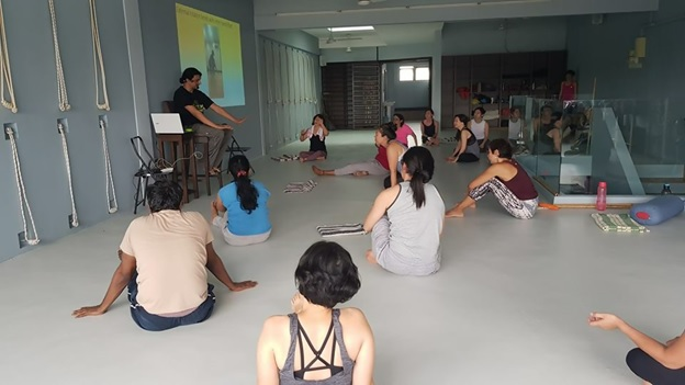 the top yoga teacher trainings in malaysia