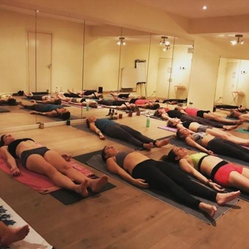the best yoga teacher trainings in spain