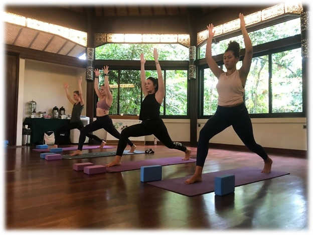 the best yoga training schools in bali