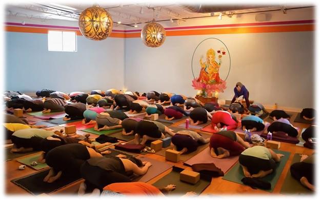 yoga teacher trainings in austin, texas