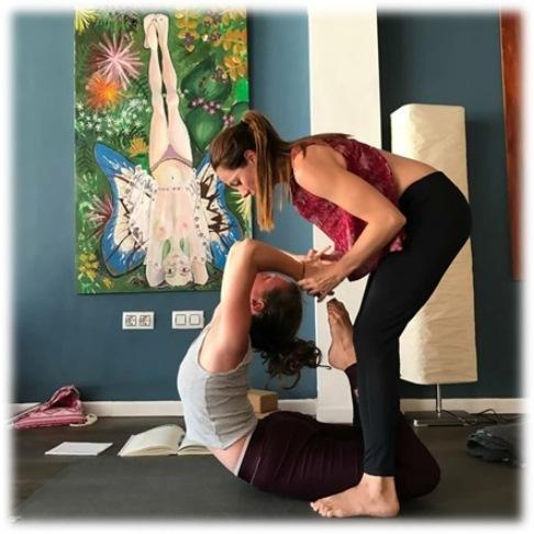 the best yoga training programs in spain
