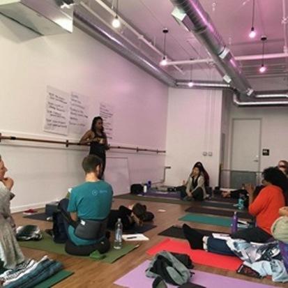yoga teacher trainings in portland