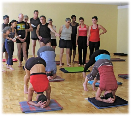 the best yoga training in seattle
