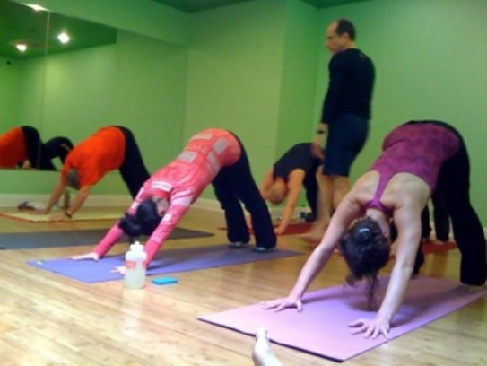 the best yoga training programs in chicago
