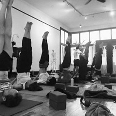 yoga trainings in portland