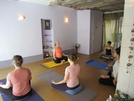 the best yoga teacher training in france
