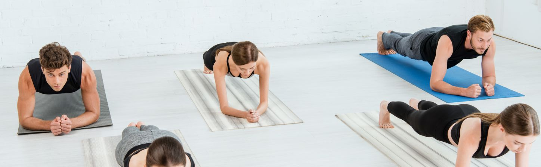 Yoga Class for Teachers Group
