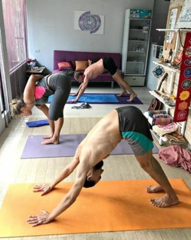 yoga schools in thailand