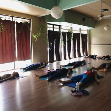 yoga in sf bay