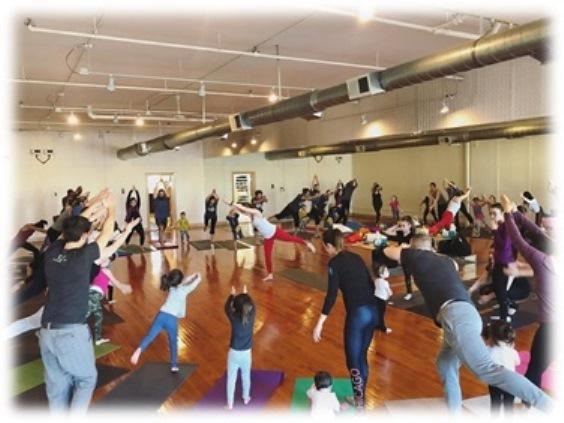 yoga teacher trainings in chicago