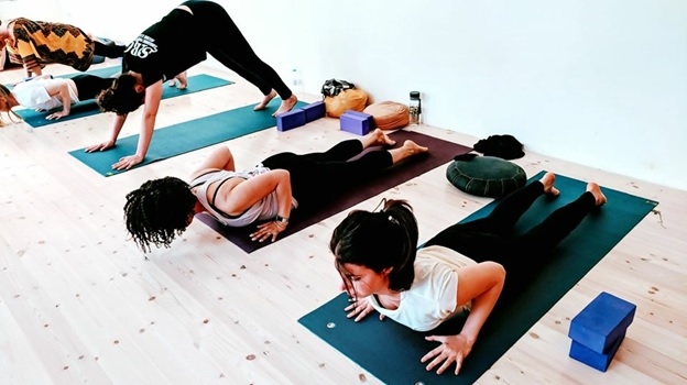 the best yoga training in germany