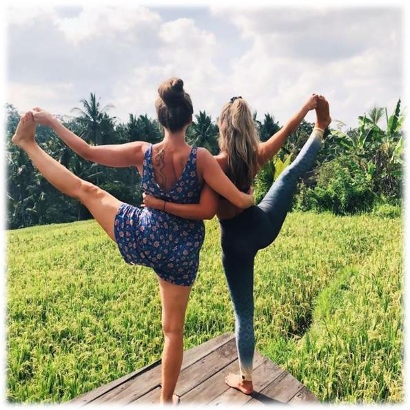 the best yoga trainings in bali