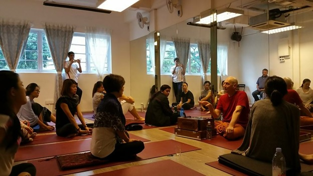 best yoga teacher training schools in singapore