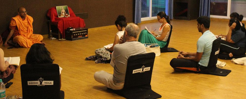 Indian yoga masters