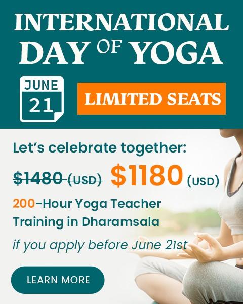 international yoga day 2019 yoga dharamsala