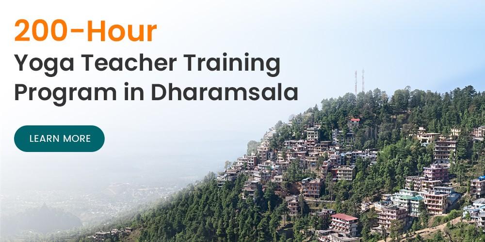 siddhi yoga teacher training Dharamsala