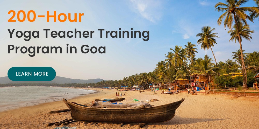200-Hour Yoga Teacher Training Goa