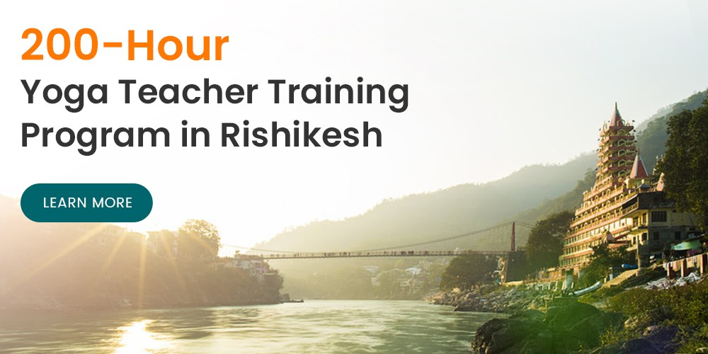 200-Hour Yoga Teacher Training Rishikesh