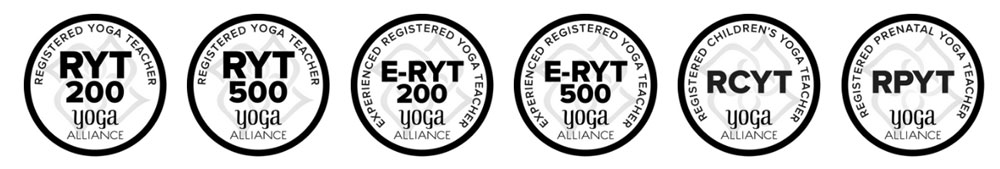 yoga alliance certifications