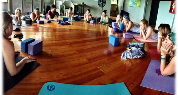yoga cara bali yoga teacher training