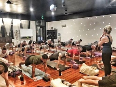 yoga in brisbane shri yoga