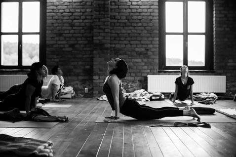 200-hour yoga teacher training in europe