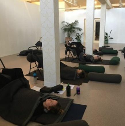 yoga in melbourne the yoga social