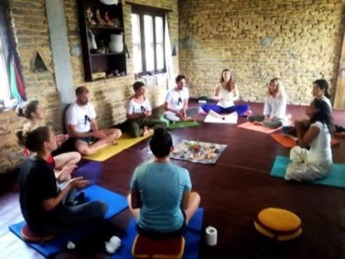yoga in nepal himalayan yogini