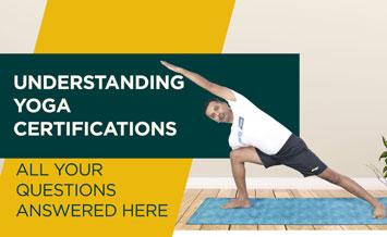 瑜伽老师培训证书