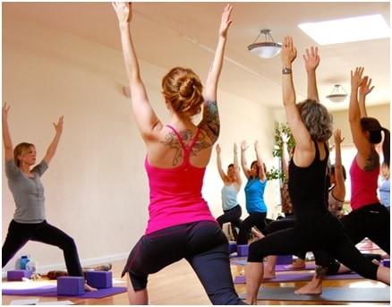 best yoga training in boston
