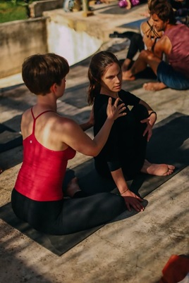 best yoga training in portugal