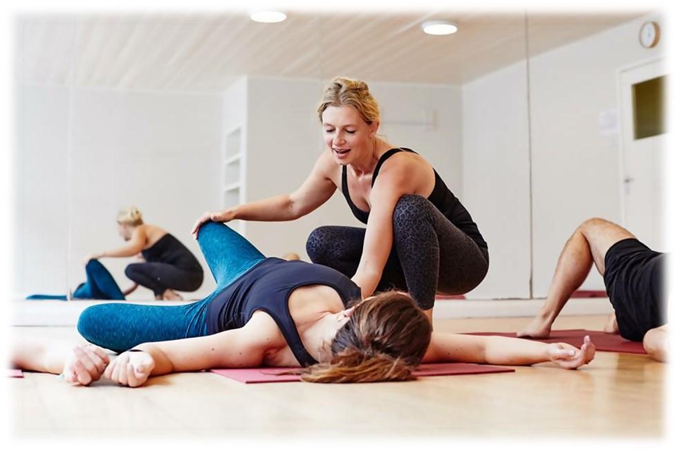 best yoga training london