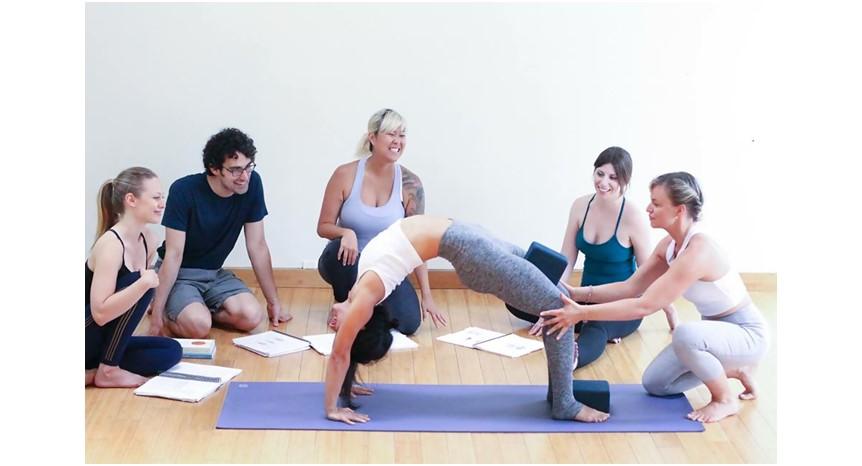 best yoga training programs in nyc