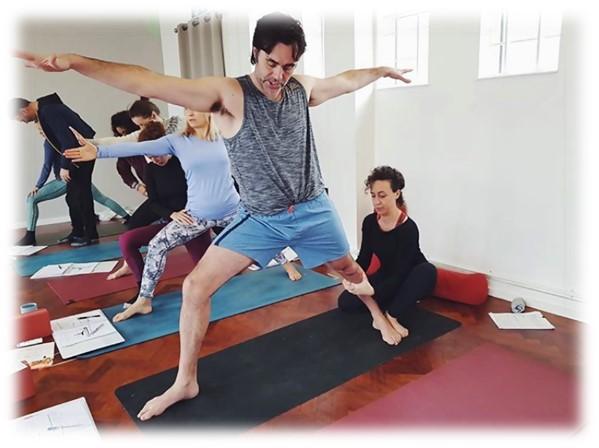best yoga training programs london