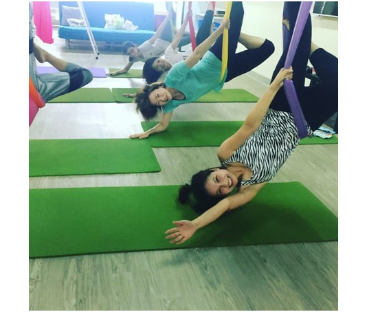 best yoga trainings in hong kong