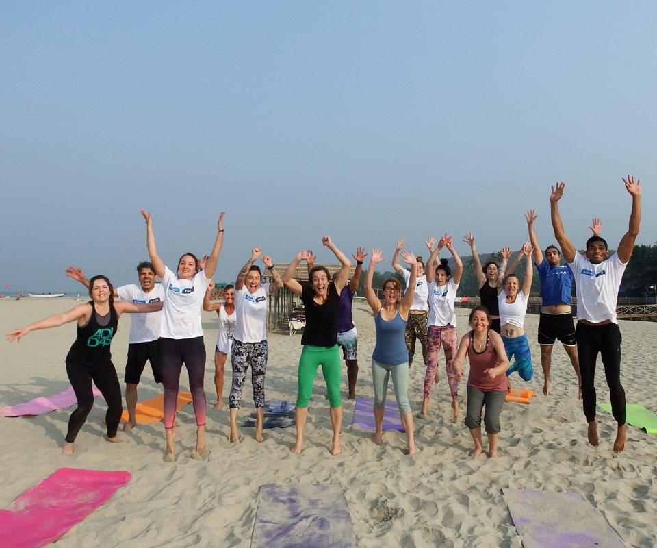 vinyasa yoga teacher trainingretreat