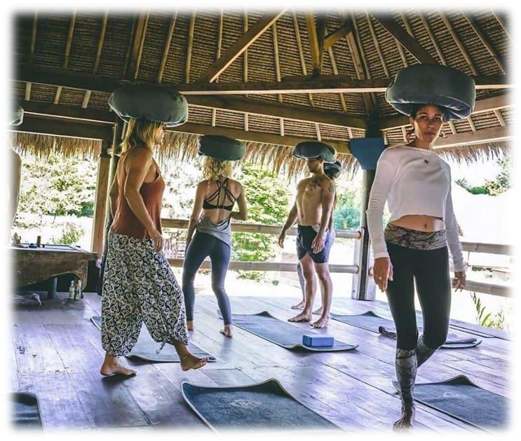 the best yoga training program in indonesia