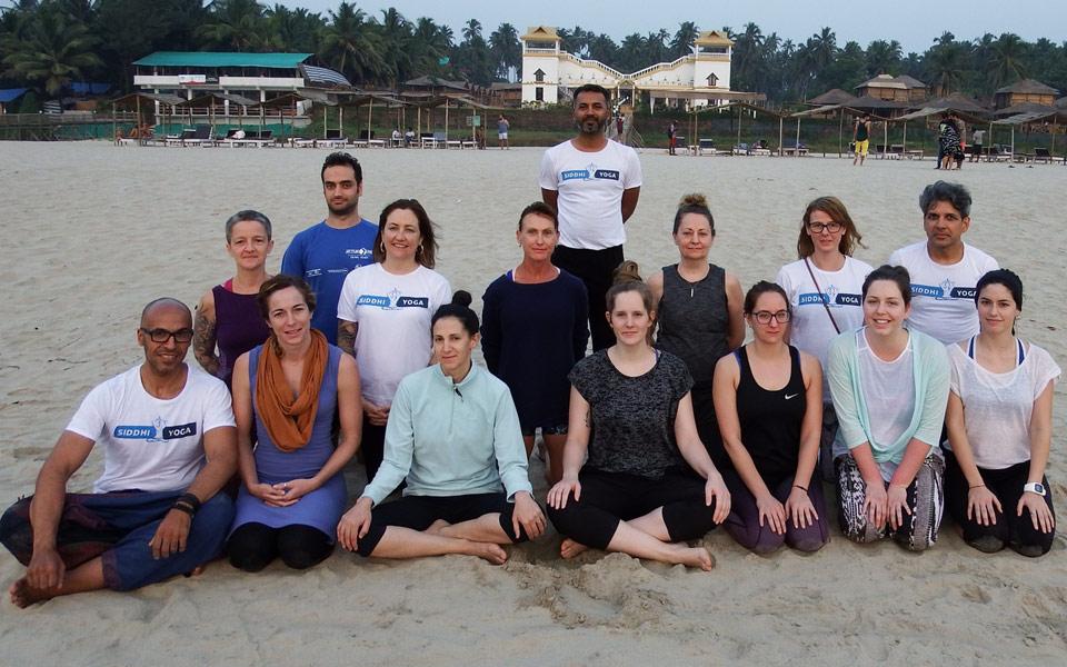 multi style goa yoga teacher training